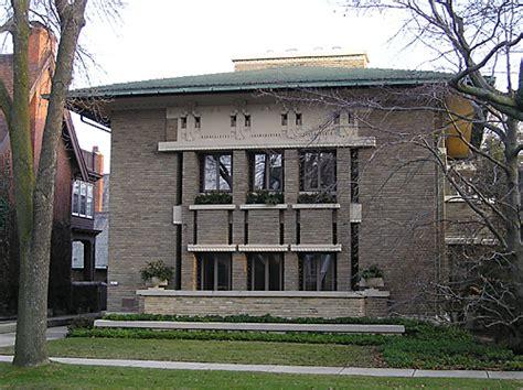 frank lloyd wright s bogk architectural plans brick prairie style house ebay the prairie school traveler