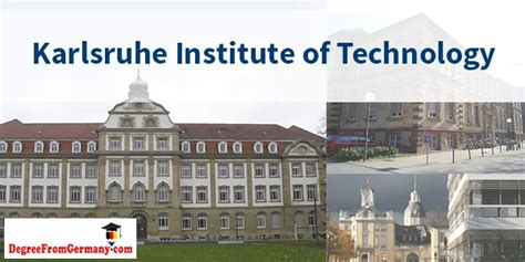 Mba In Information Technology Germany by Karlsruhe Institute Of Technology Kit Research