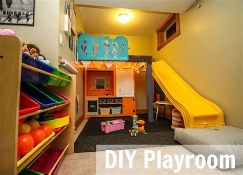 small playroom ideas turn a small space into a fun organized playroom with