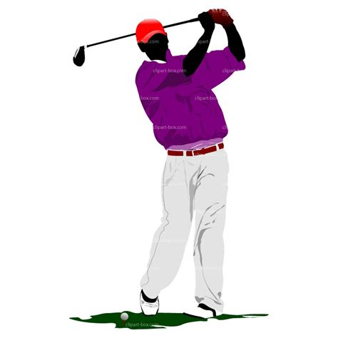 golf swing clip art golf player clipart clipground