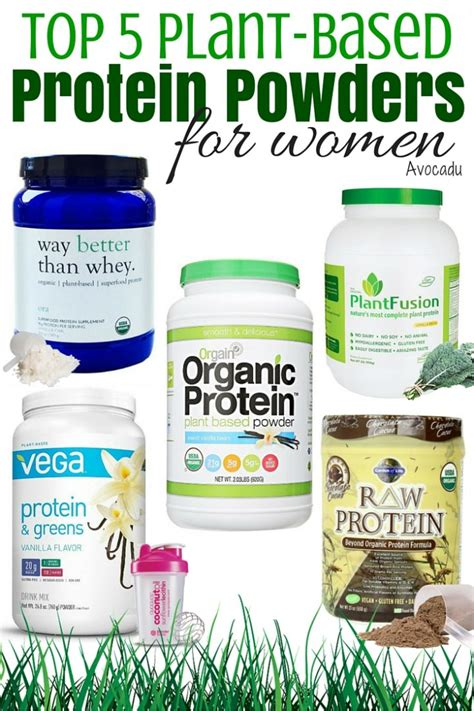 5 protein powder top 5 plant based protein powders for best organic
