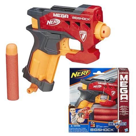 Nerf Bigshock Hasbro nerf n strike mega bigshock blaster hasbro nerf at entertainment earth