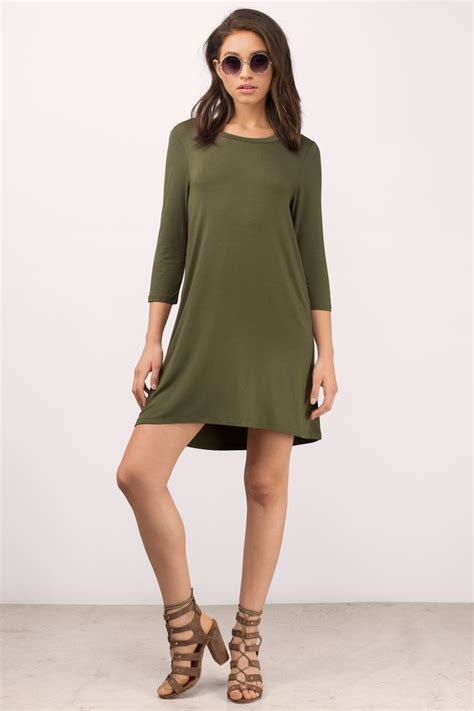 Dress Of The Day Costa Tunic by Grey Shirt Dress Sleeve Dress Dress