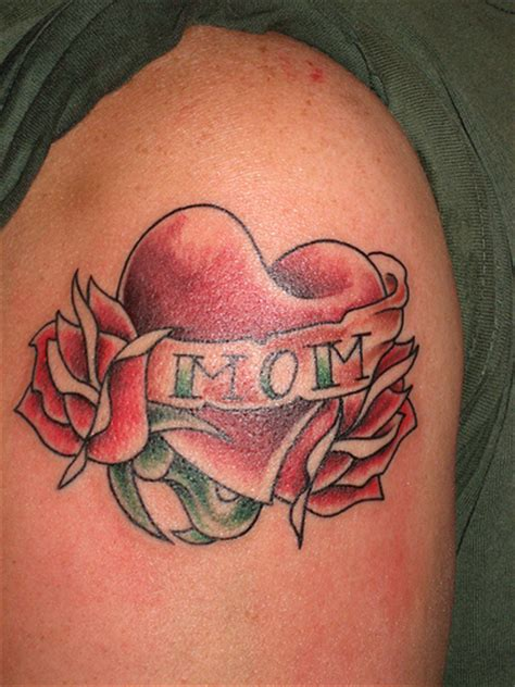 heart tattoo designs with banner 60 tattoos with