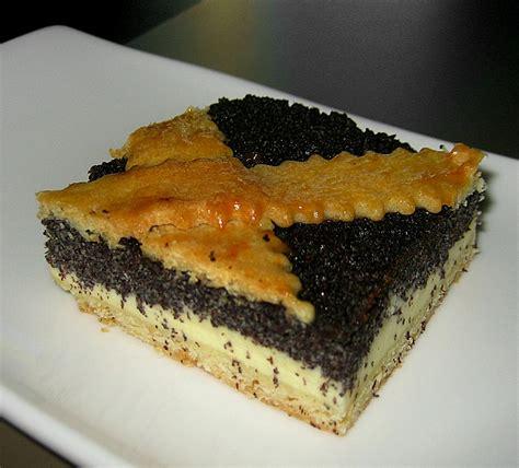 quark kuchen mohn quark kuchen rezept mit bild bloody