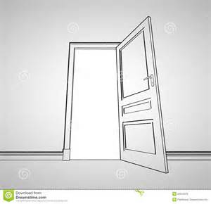 Graphic Design Home Based Business Drawing Door Royalty Free Stock Photos Image 34013078