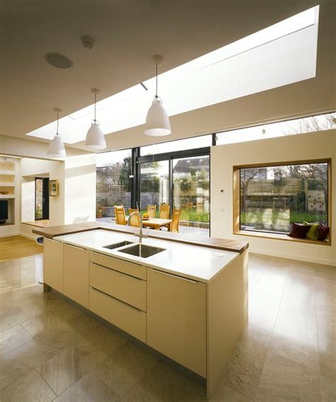 House Extension & Remodel, Dartry, Dublin 6. Modern Kitchen dublin by DMVF Architects