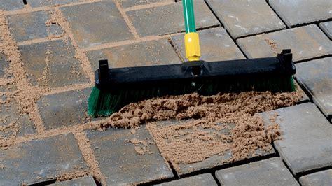 installing patio pavers on sand brick paver installation methods