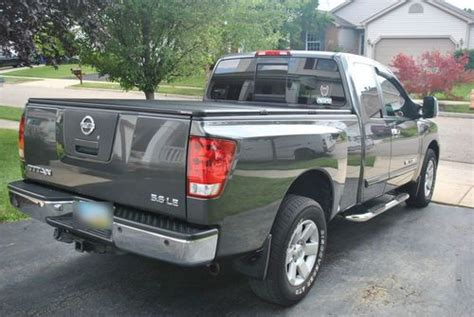 automobile air conditioning service 2012 nissan titan transmission control find used 2005 nissan titan le king cab pickup 4 door 5 6l 4wd 4x4 in hilliard ohio united