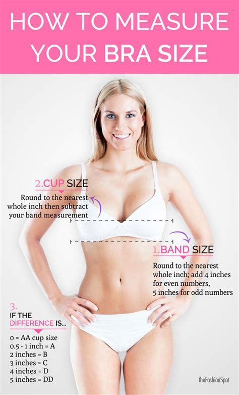 Find The Right Bra 2 by How To Choose The Right Bra For Your Size Style Code
