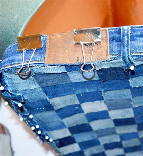 hometalk upcycle   suitcase  jeans  create