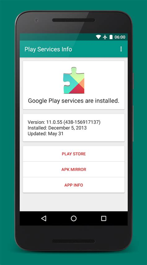 Play Store Services Play Services Info Android Apps On Play