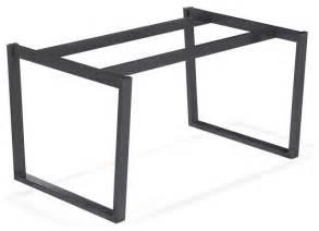 Wonderful Table Basse Industrielle La Redoute #9: Contemporain-plateau-et-pied-de-table.jpg