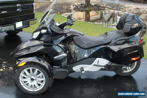 can am spyder for sale 2014 can am spyder rt for sale in canada