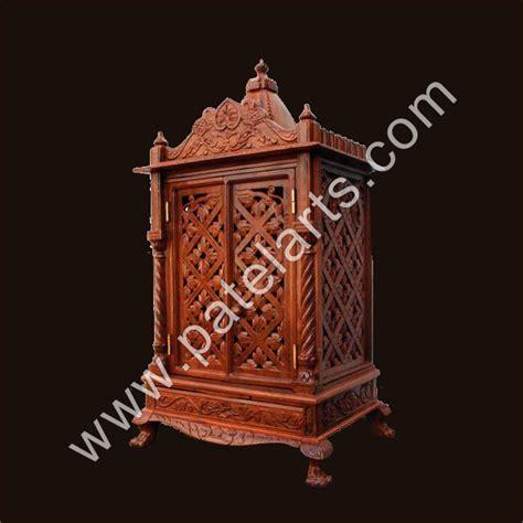 Traditional White Bedroom Furniture - wooden temples wooden mandir for home designer wooden temple small wooden temple for home