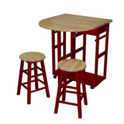 kitchen island table with stools kitchen island cart portable seating bar stools small rolling drop leaf table re ebay
