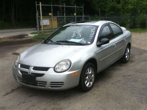 buy car manuals 2003 dodge neon electronic toll collection purchase used 2003 dodge neon sxt in hyattsville maryland united states