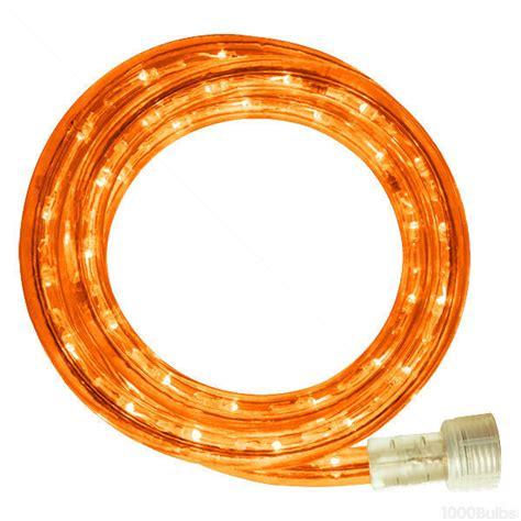 led 10 ft rope light amber led 13mm ww 10kit