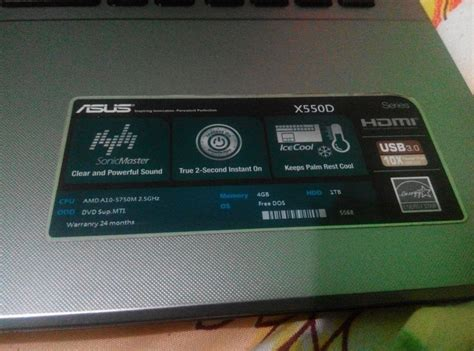 Laptop Asus X550d Amd A10 Jual Beli Laptop Gaming Asus X550d Amd A10 Setara