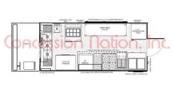 truck cer floor plans wiring for concession trailer wiring get free image