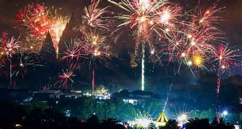 tempat terbaik  merayakan pesta kembang api