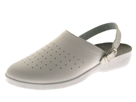 white clogs for womens womens white toe hospital kitchen clogs work