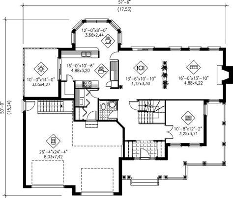 multi level house floor plans multi level house plans home design pi 20581 12233
