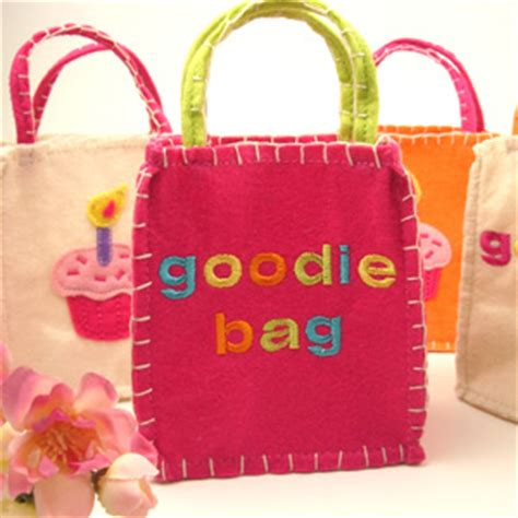 return gifts goody bags everything a need
