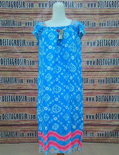 Daster Batik Kuda Tangan Panjang Dan Tangan 3 4 Terompet gudang baju daster batik katun murah gudangdaster