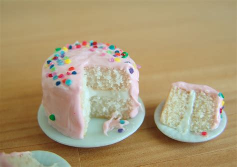 miniature cakes new miniature food tutorial book in the works the mouse