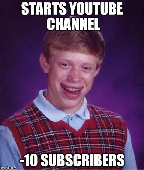 Imgflip Meme Generator - bad luck brian meme imgflip