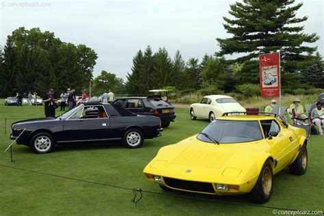 1972 Lancia Stratos Auction Results And Data For 1972 Lancia Stratos Hf