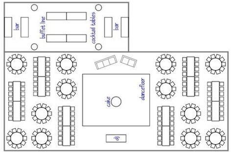 wedding floor plan template reception layout wedding reception layout and layout on