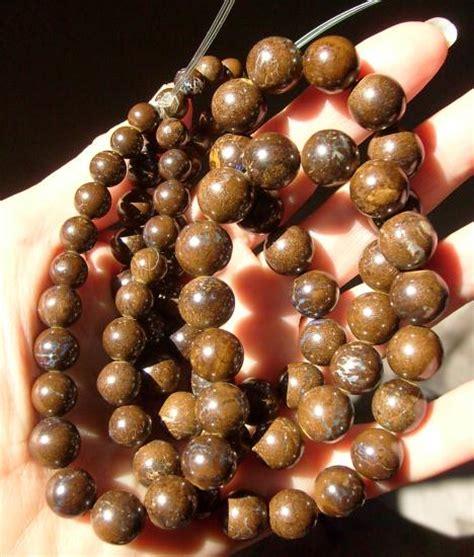 bead shop boulder boulder cut from the same ironstone as opal