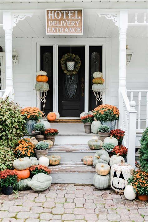 Decorating Ideas by 50 Absolutely Gorgeous Farmhouse Fall Decorating Ideas