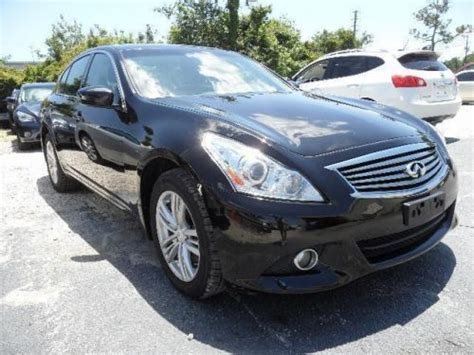 automobile air conditioning service 2011 infiniti g regenerative braking sell used 2011 infiniti g25 x in 457 roper parkway ocoee florida united states for us 18 500 00
