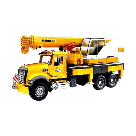 Removable Crane Truck Mainan Bongkar Pasang Mainan Anak 1 Tahun Setelan Bayi