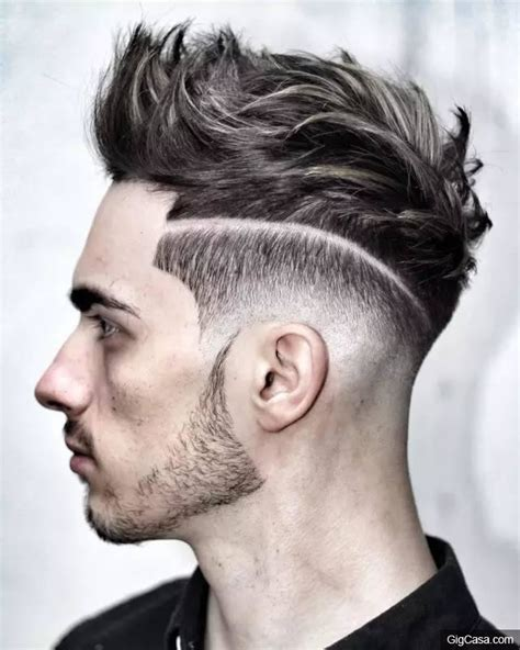 shaved back and sides haircut best 40 shaved sides hairstyles and haircuts for men