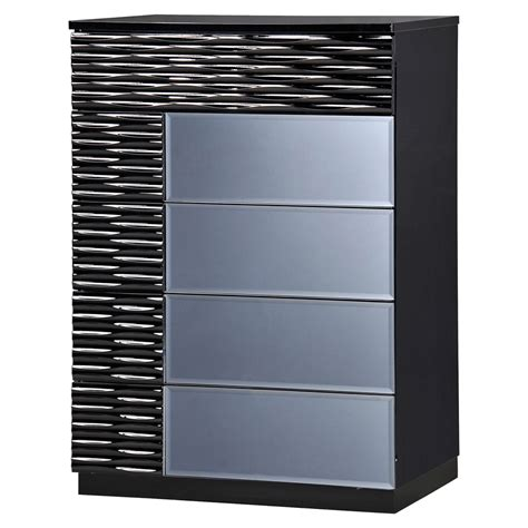 black gloss bedroom furniture set manhattan bedroom set in high gloss black dcg stores