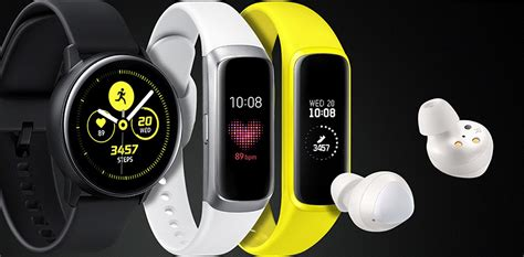 samsungs  wearables include galaxy  active