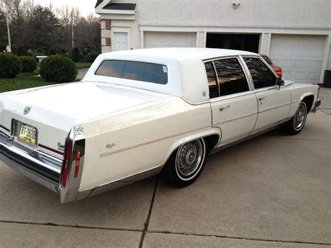 1988 Cadillac Fleetwood Brougham by 1988 Cadillac Fleetwood Brougham For Sale Autabuy