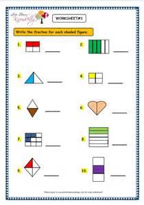 maths worksheets for grade 3 fractions www imgarcade com