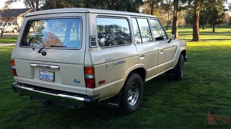 original land cruiser 1981 toyota land cruiser fj60 immaculate original