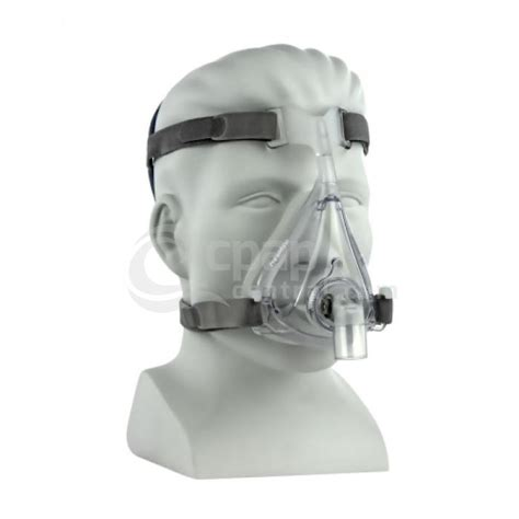 Cpapcentral Com Quattro Air Full Face Cpap Mask With Headgear By Resmed Cpap Mask Fitting Template