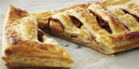 Jalousie Pastry by Caramel Apple Jalousie Recipes Food Network Canada