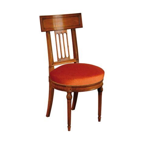 chaise directoire chaise porrot de style directoire directoire ateliers