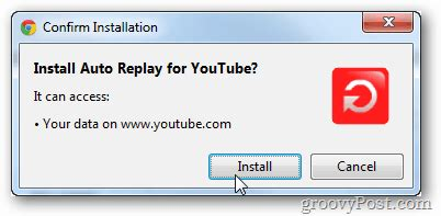 Youtube Auto Replay by Auto Replay Youtube Videos With A Google Chrome Extension