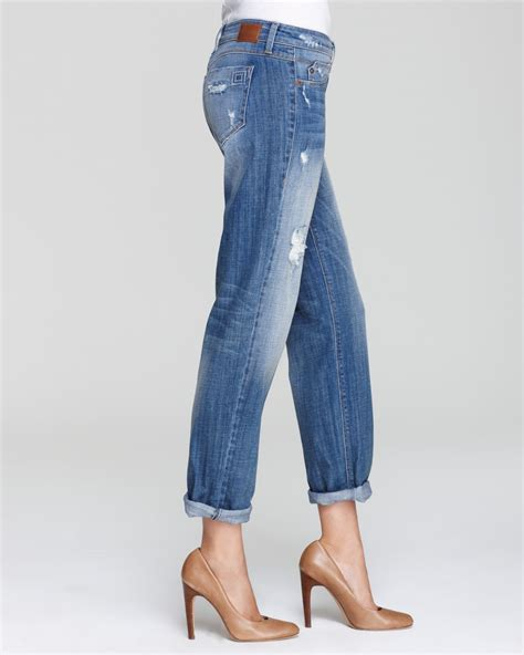 Design Lab Jeans | sold design lab jeans best friend in blue lyst