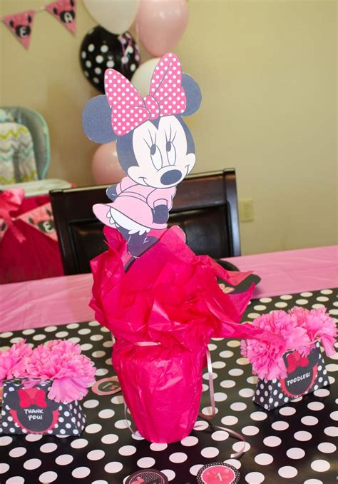 Kotak Tissue Mickey Mouse Pink 25 best images about minnie mouse 1st birthday for breeah on
