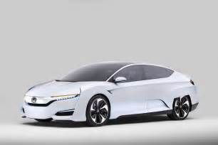 Honda Fuel Cell 2016 Honda Clarity Fuel Cell Conceptcarz